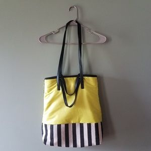 Anthropologie Kelsi Dagger oversized tote
